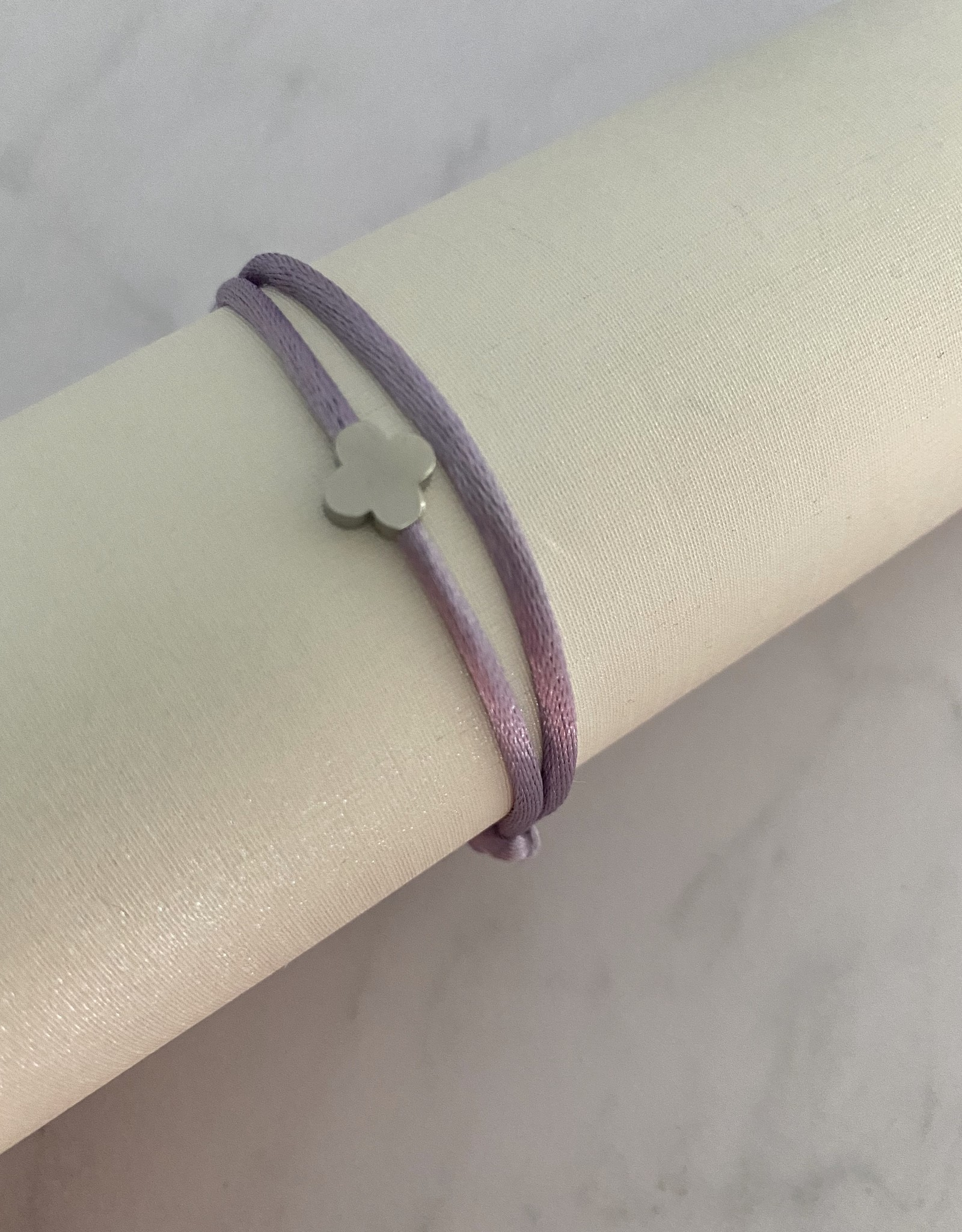 Klavertje Armband