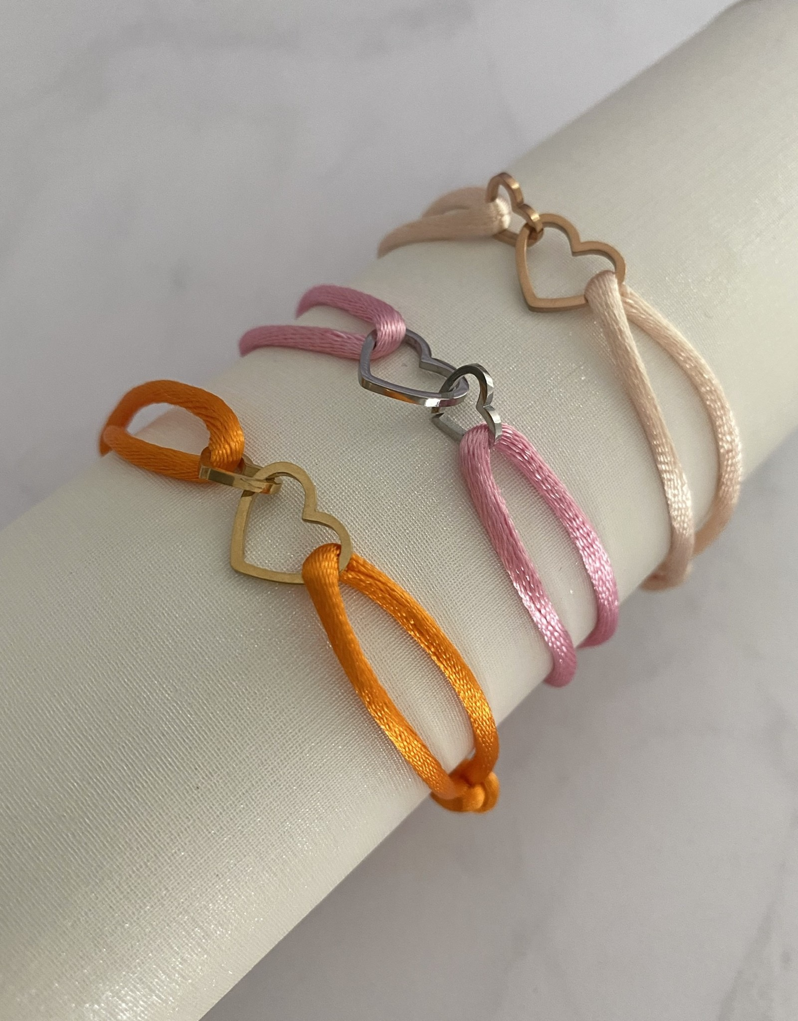 2 Hearts Bracelet