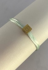 Block Letter Armband