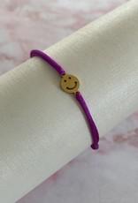 Smiley Armband