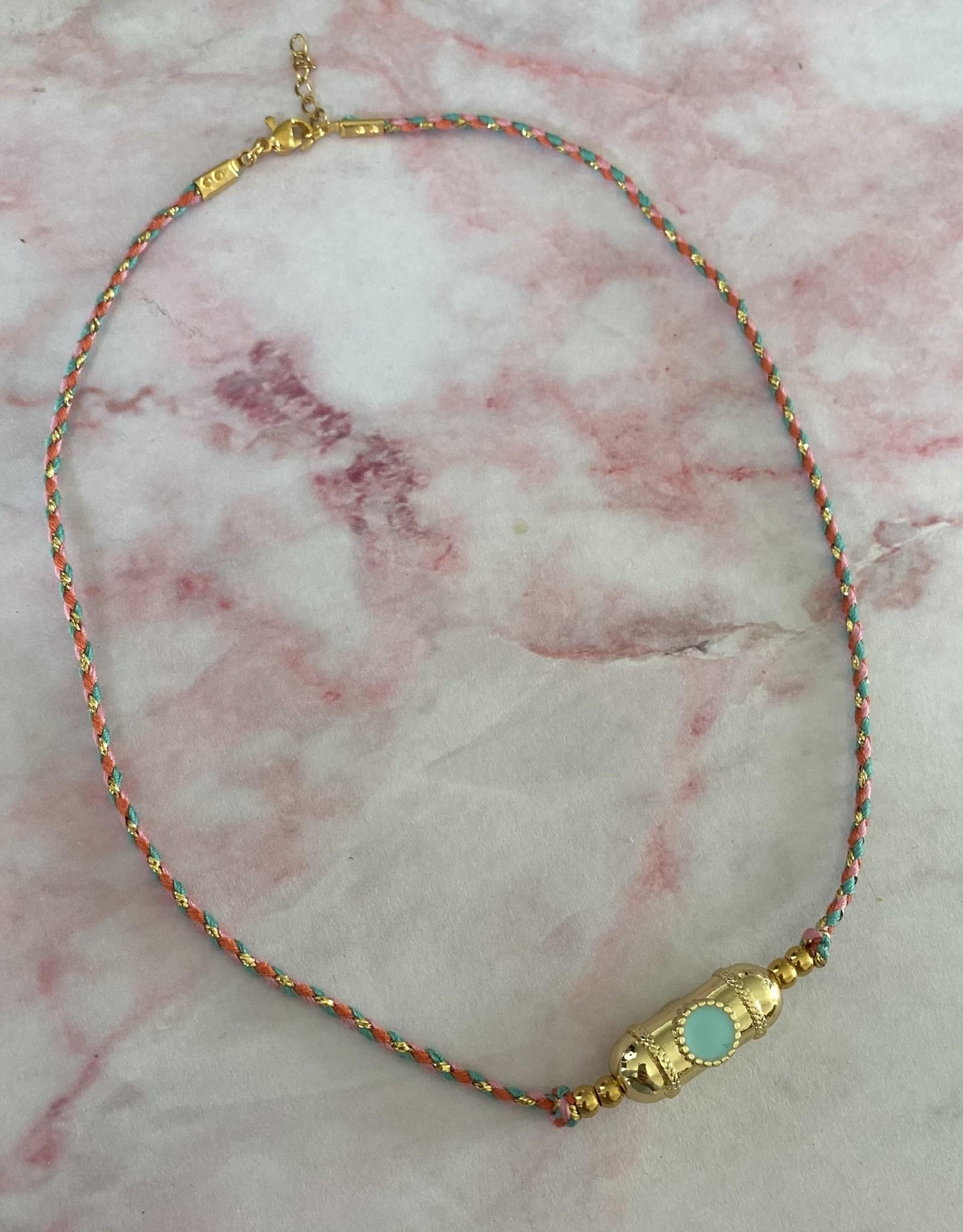 Happy Amulet Necklace