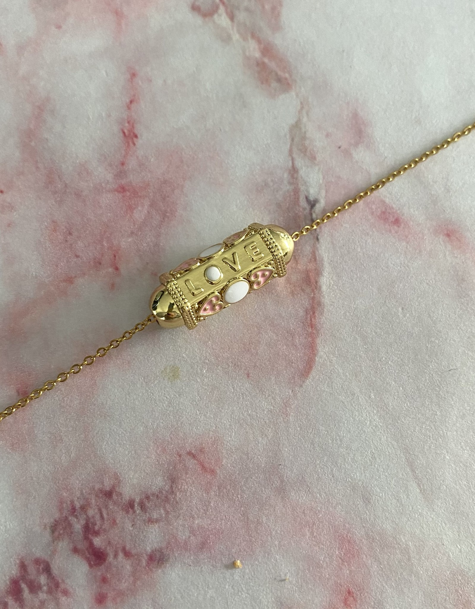 Small Amulet Necklace