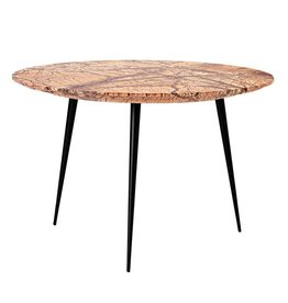 MATER DISC SIDE TABLE MARBLE