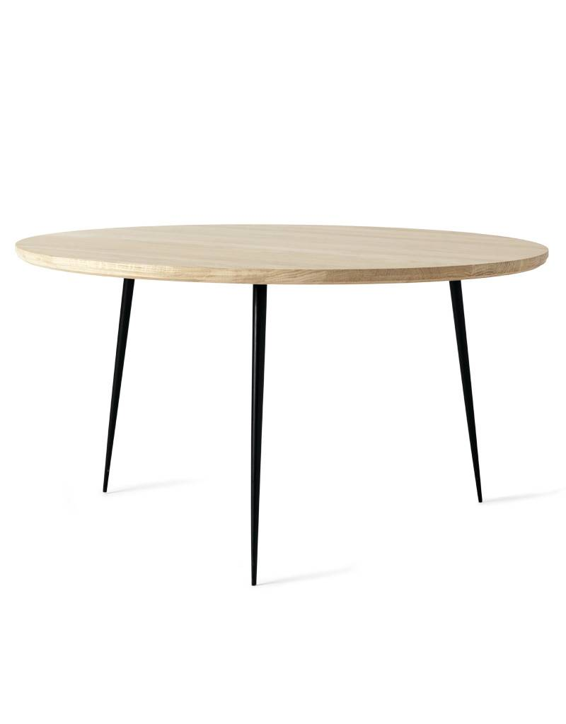MATER DISC SIDE TABLE WOOD