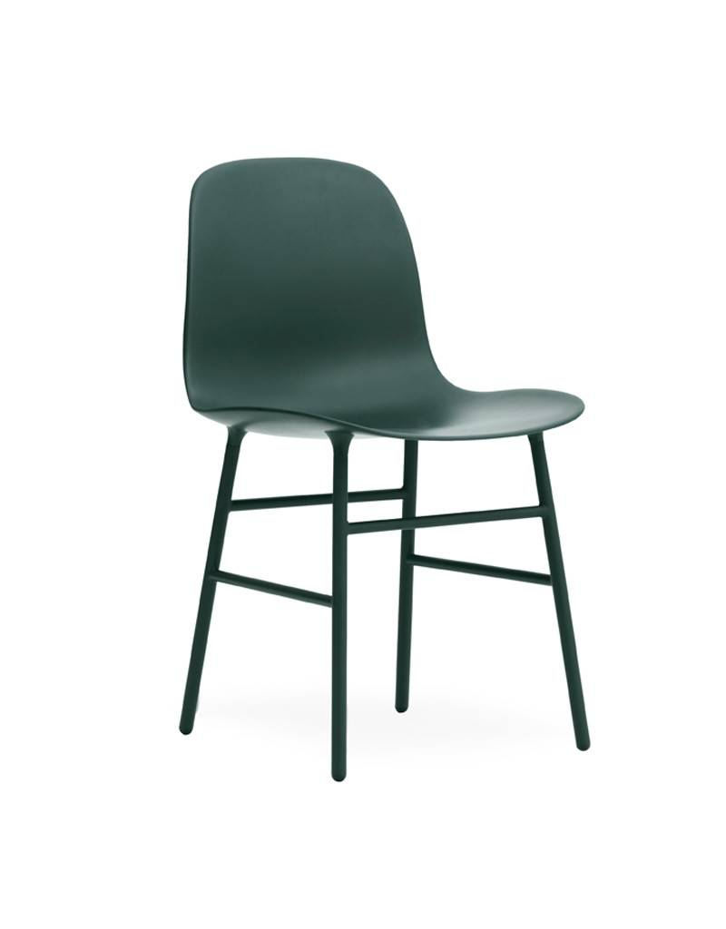 NORMANN COPENHAGEN FORM CHAIR STEEL