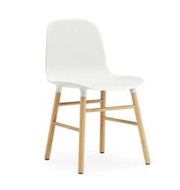 NORMANN COPENHAGEN FORM CHAIR WOOD