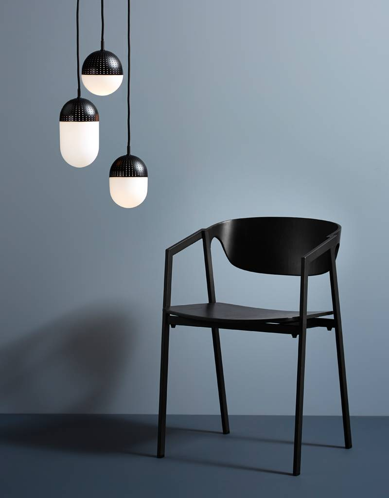 WOUD S.A.C DINING CHAIR