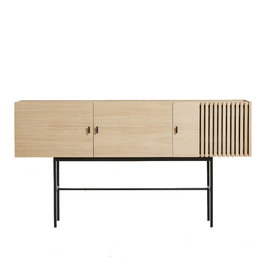 WOUD ARRAY SIDEBOARD