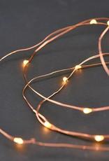 House Doctor Guirlande String Lights Cuivre 10m