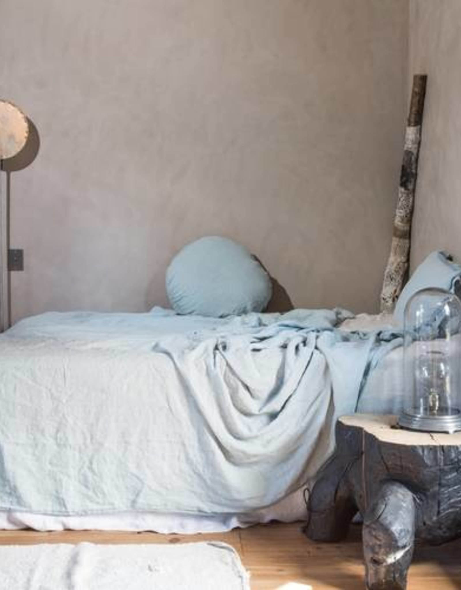 Bed & Philosophy Mercer Aqua - Bed & Philosophy