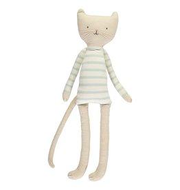 Meri Meri Doudou chat marinière - Meri Meri