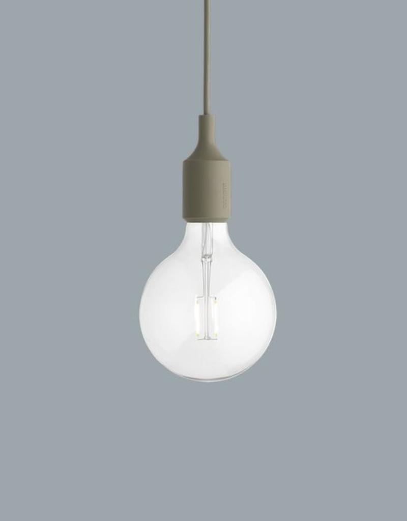 Muuto E27 Olive LED