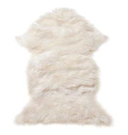 Maison de Vacances Peau Mouton Anglais Blanc