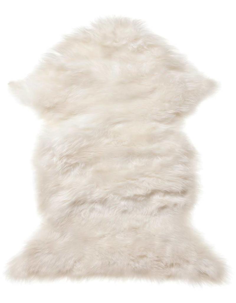 Maison de Vacances Peau Mouton Anglais Blanc - Maison de Vacances