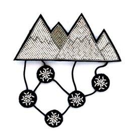 Macon&Lesquoy Broche - Massif Alpin -