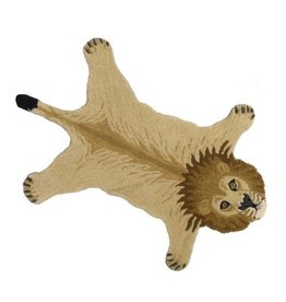 "Doing Goods Tapis Lion ""Moody Lion"""