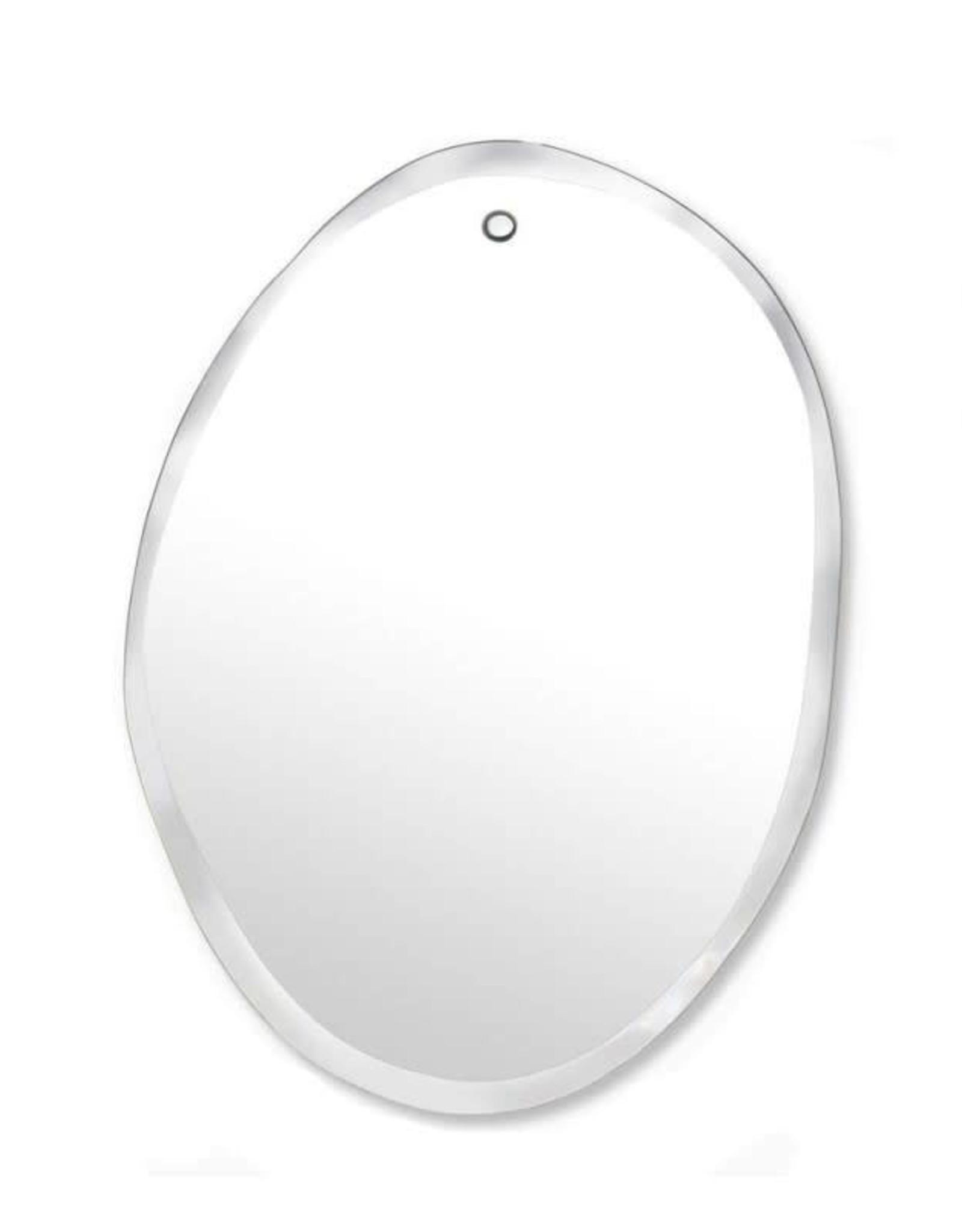 M Nuance Miroir extra plat biseauté 25X32 cm - M Nuance
