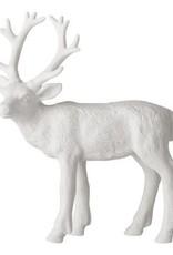 Bloomingville Rennes décoratif en porcelaine Blanc - Bloomingville