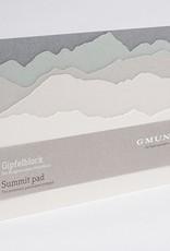 Gmund Le bloc-notes panorama montagne - GMUND