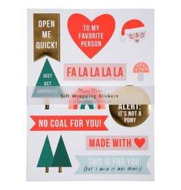 Meri Meri Stickers Icônes de Noël - Meri Meri