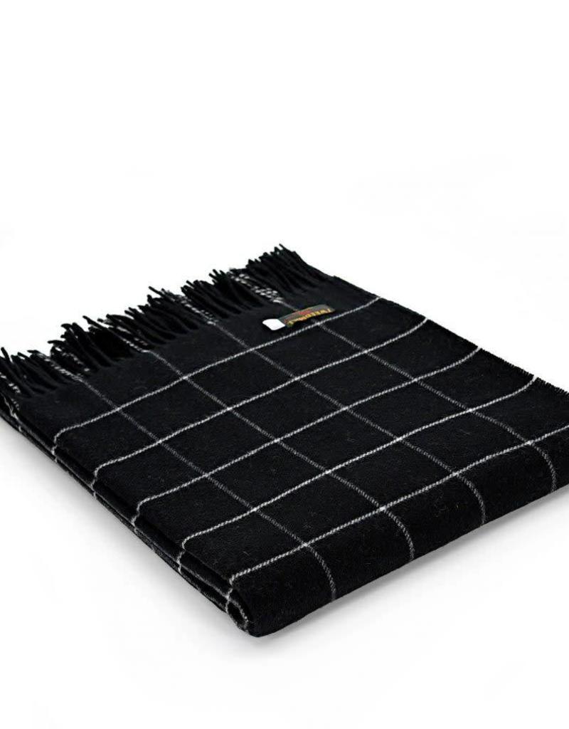 Tweedmill Textiles Plaid noir Check - Tweedmill