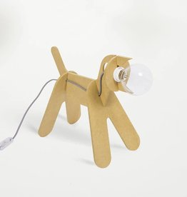 eno studio Lampe Get Out Dog Naturel - Eno Studio