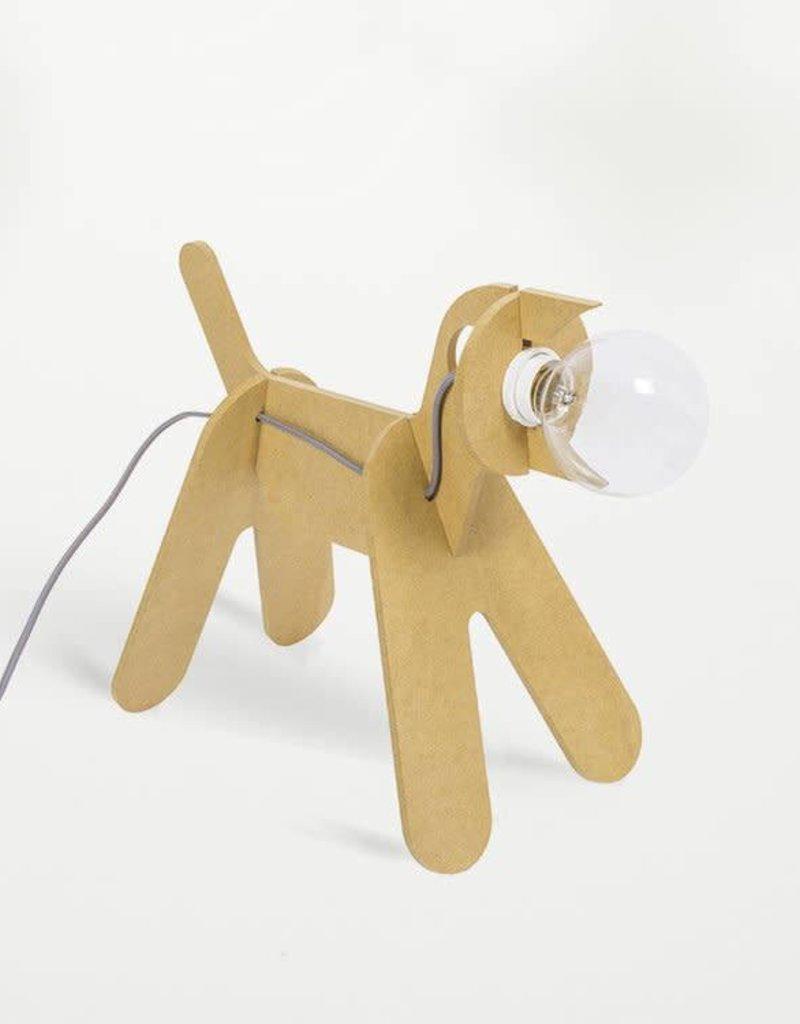 eno studio Lampe Get Out Dog Naturel - Eno Studio