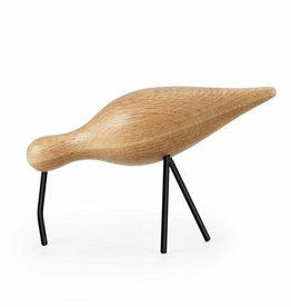 Normann Copenhagen Shorebird Large Oak/Black - Normann Copenhagen