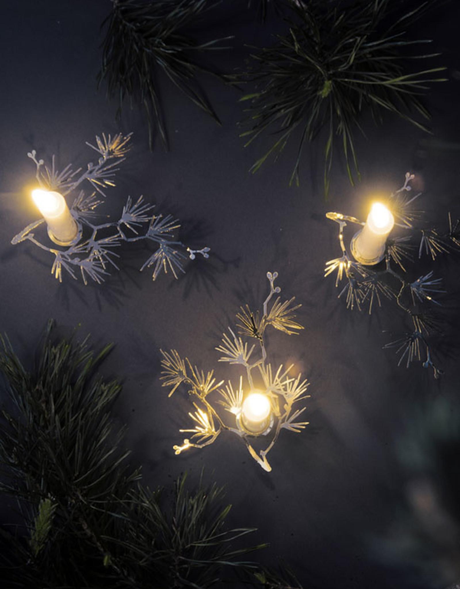 Pluto Produkter Small Candleholder Pine