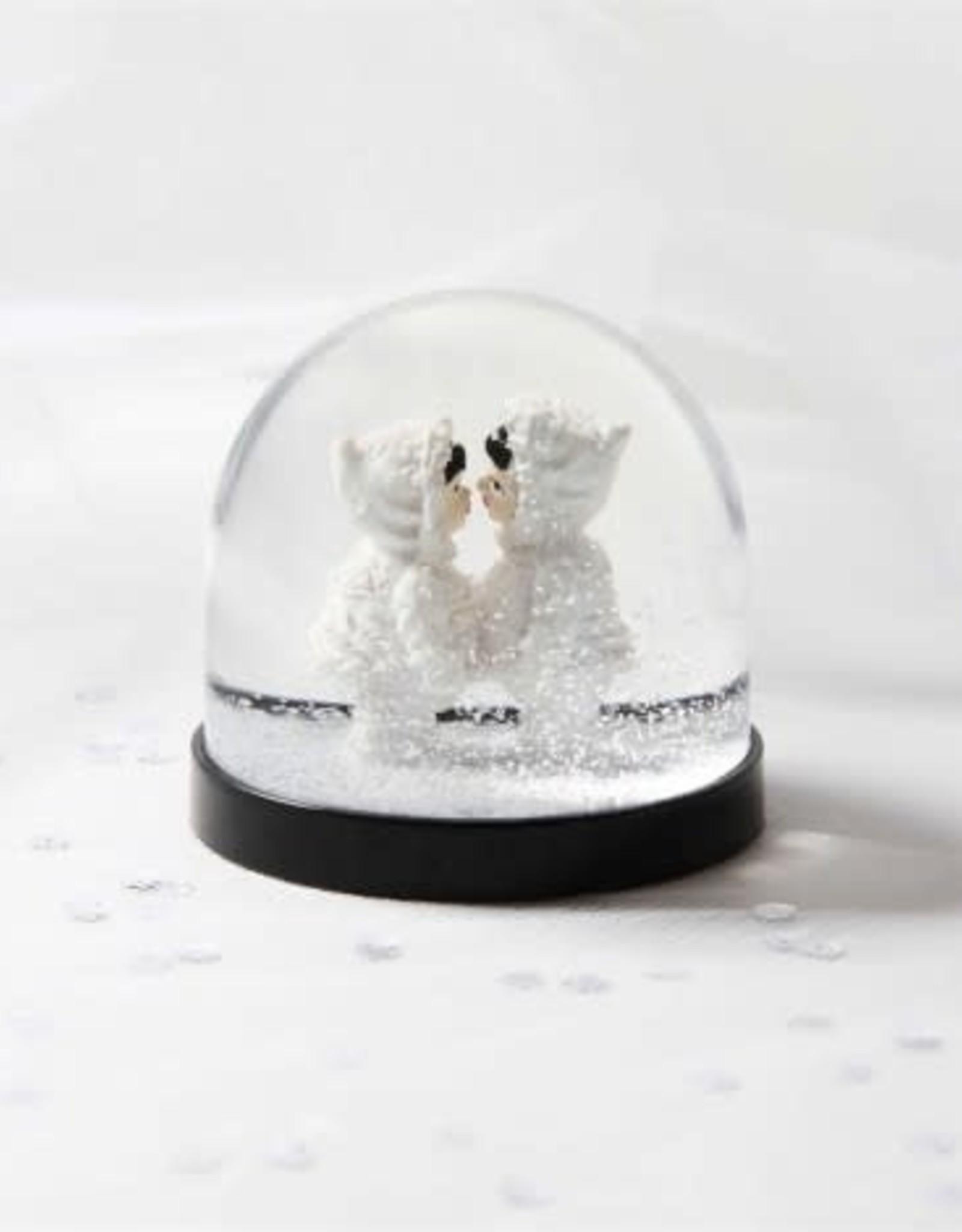 & klevering Boule à neige Wonderball Eskimo's