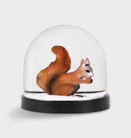 & klevering Boule à neige Wonderball Squirrel