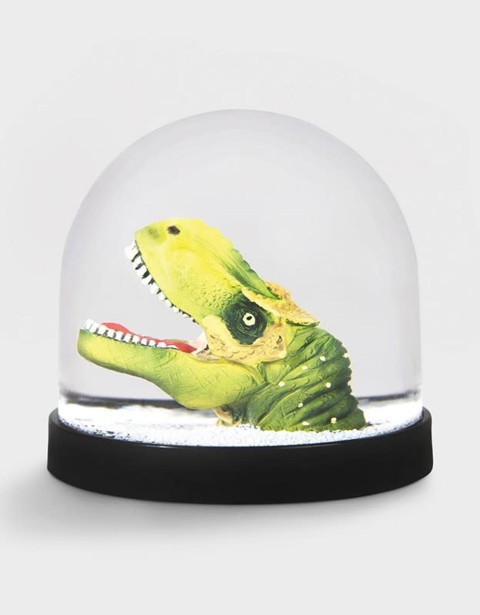 & klevering Boule à neige Wonderball Dinosaur