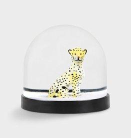 & klevering Boule à neige Wonderball Leopard