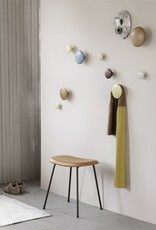 Muuto Patère The Dots Wood Black