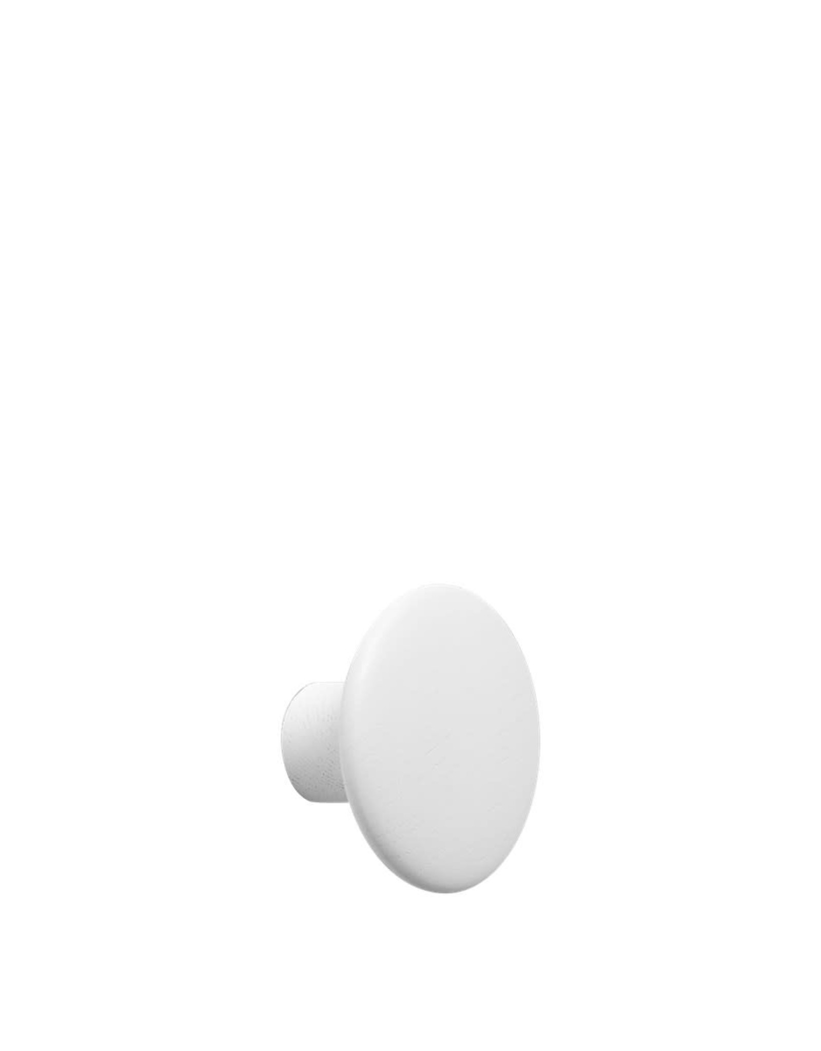 Muuto Patère The Dots Wood White
