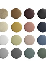 Muuto Patère The Dots Wood Dusty Green