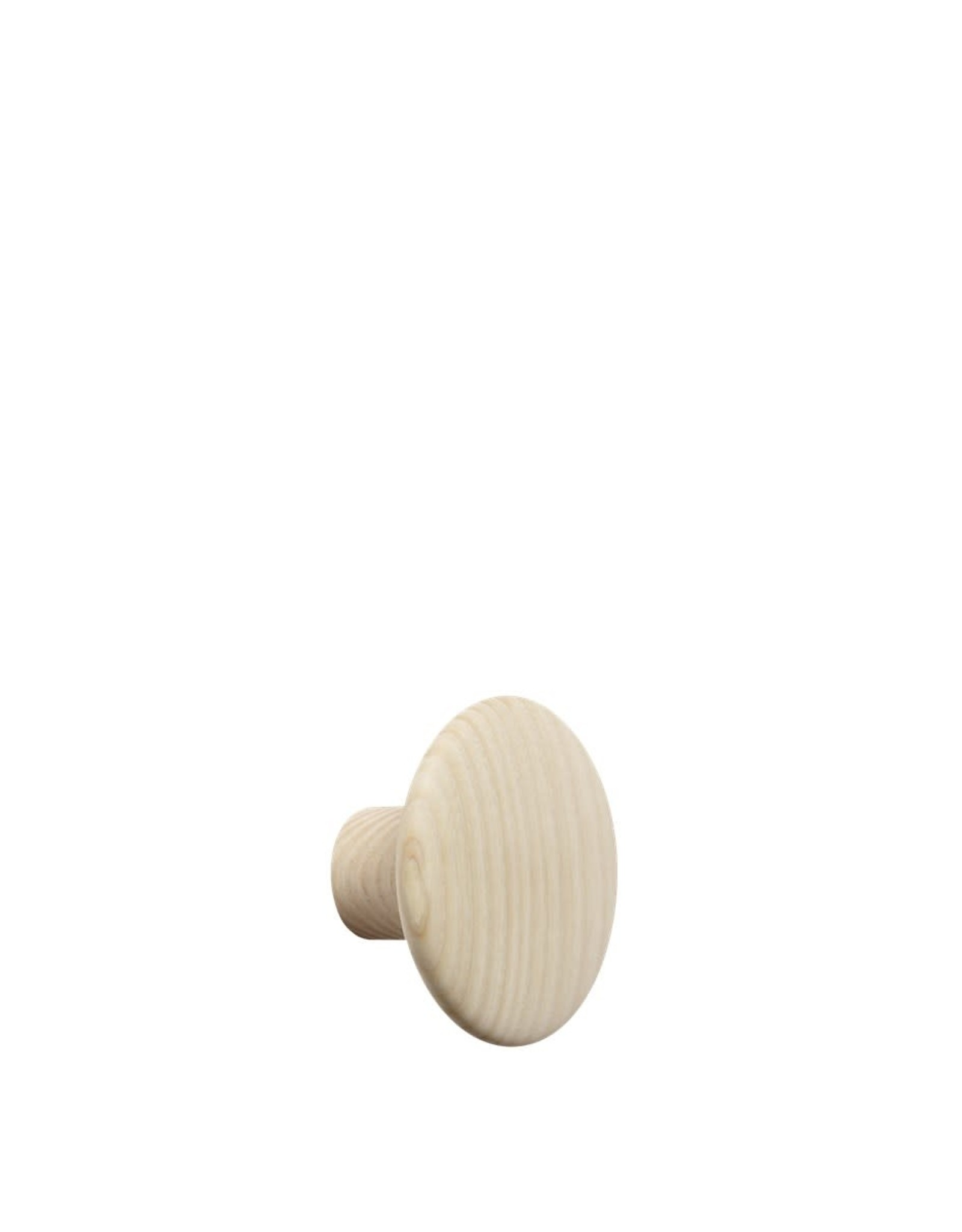 Muuto Patère The Dots Wood Frêne
