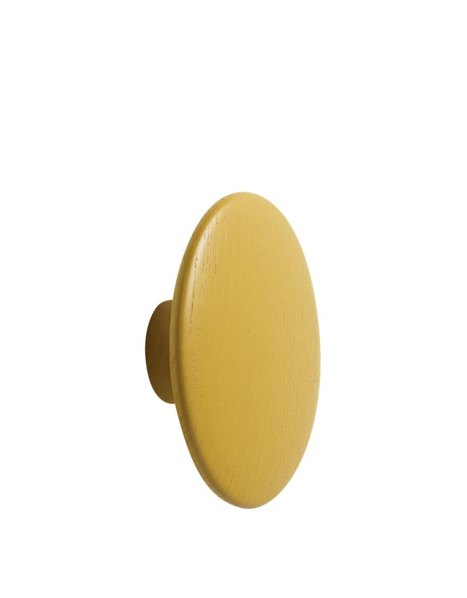 Muuto Patère The Dots Wood Mustard