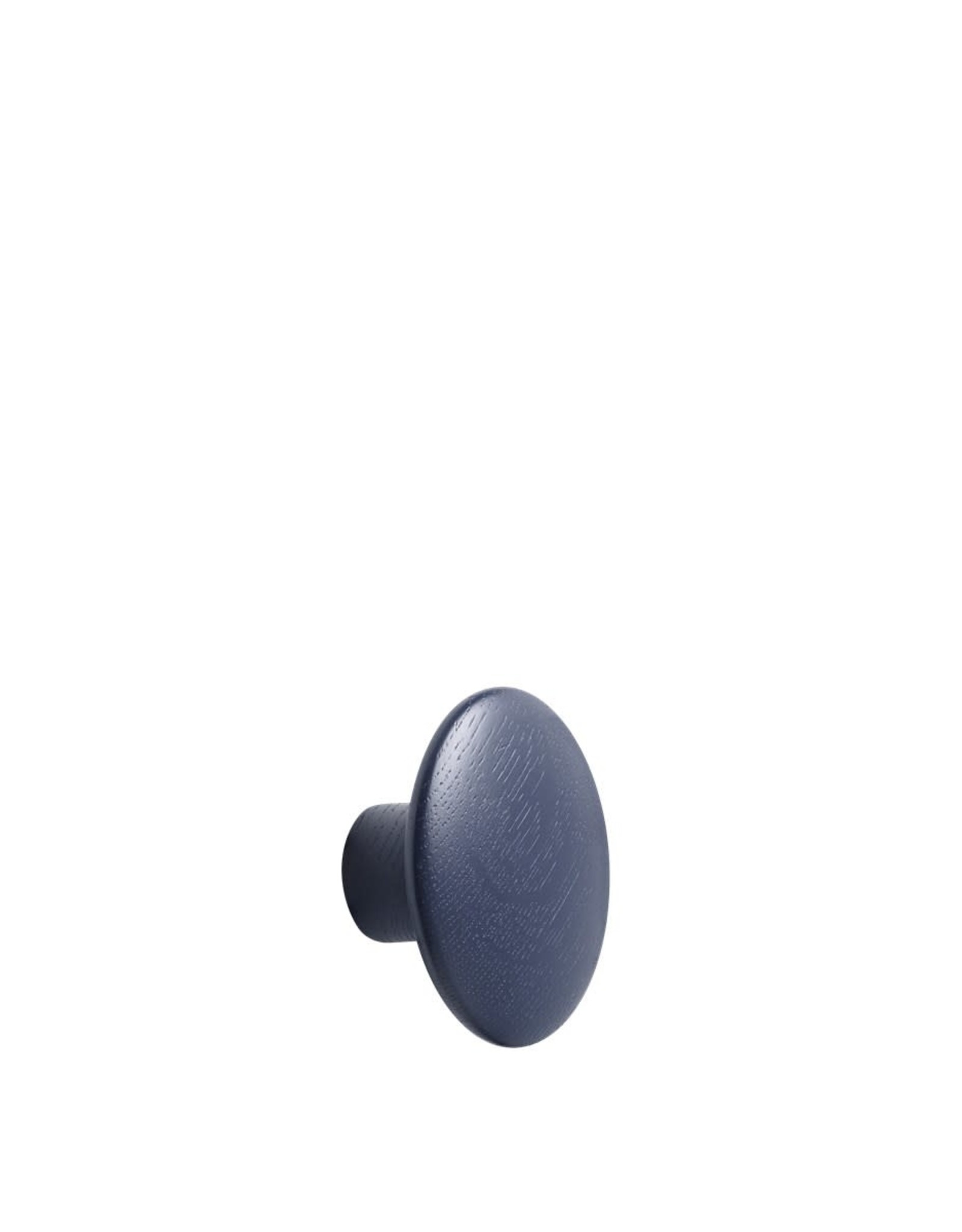 Muuto Patère The Dots Midnight Blue