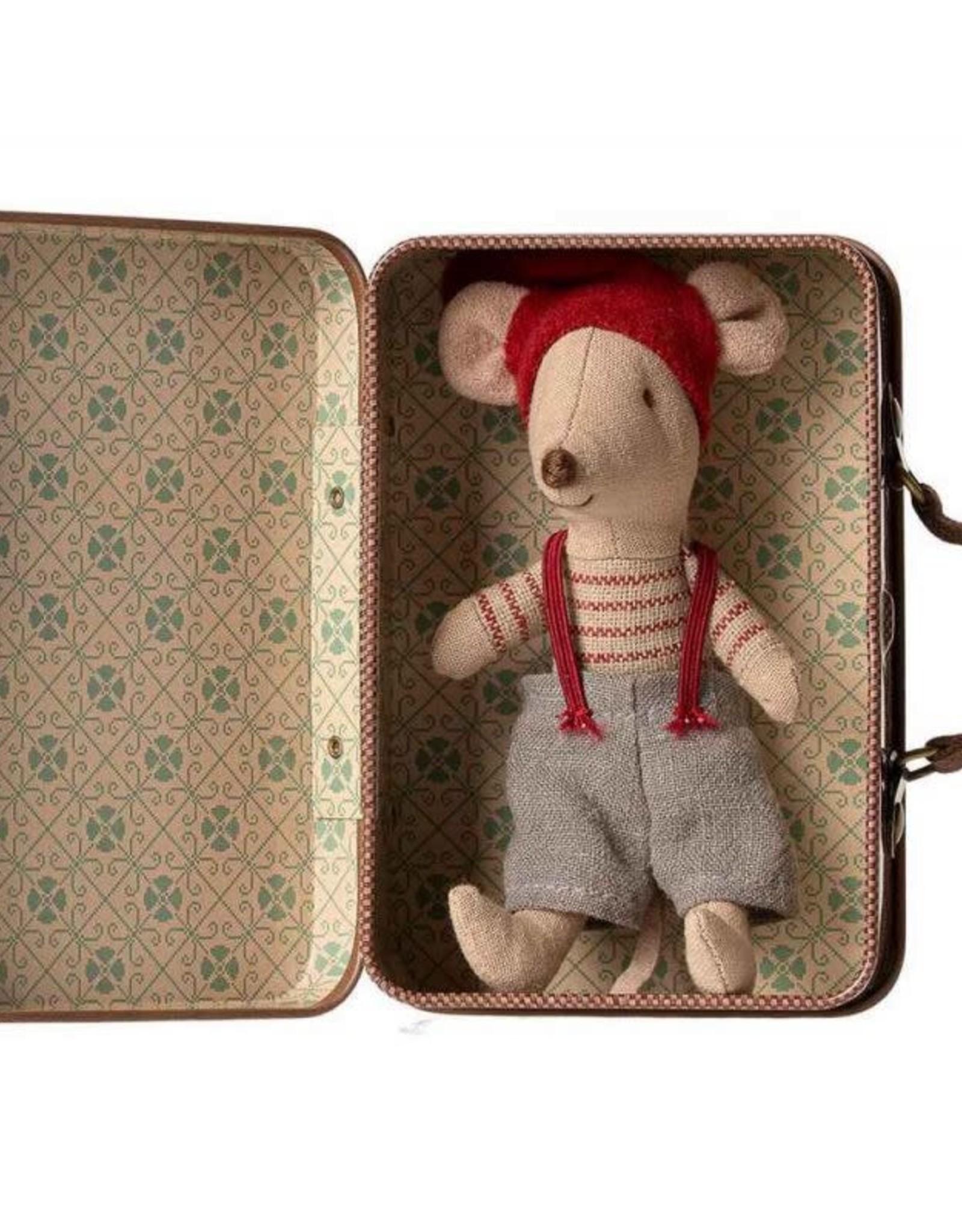 Maileg Souris de Noël dans sa valise