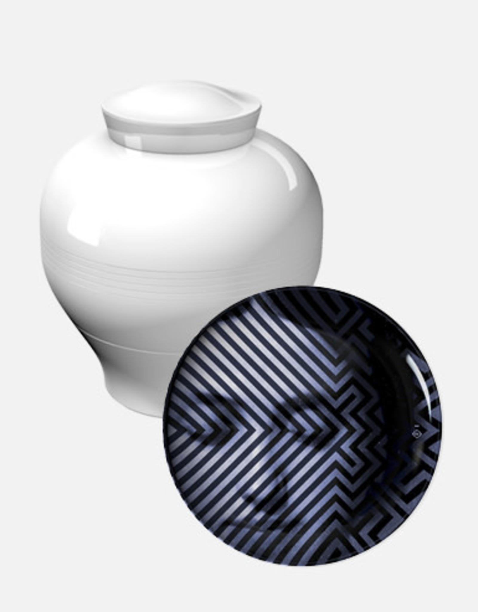 ibride Service de table Yuan Osorio blanc/ 8 pièces empilables