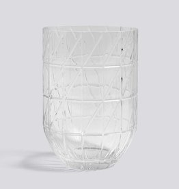 Hay Colour Vase L Transparent
