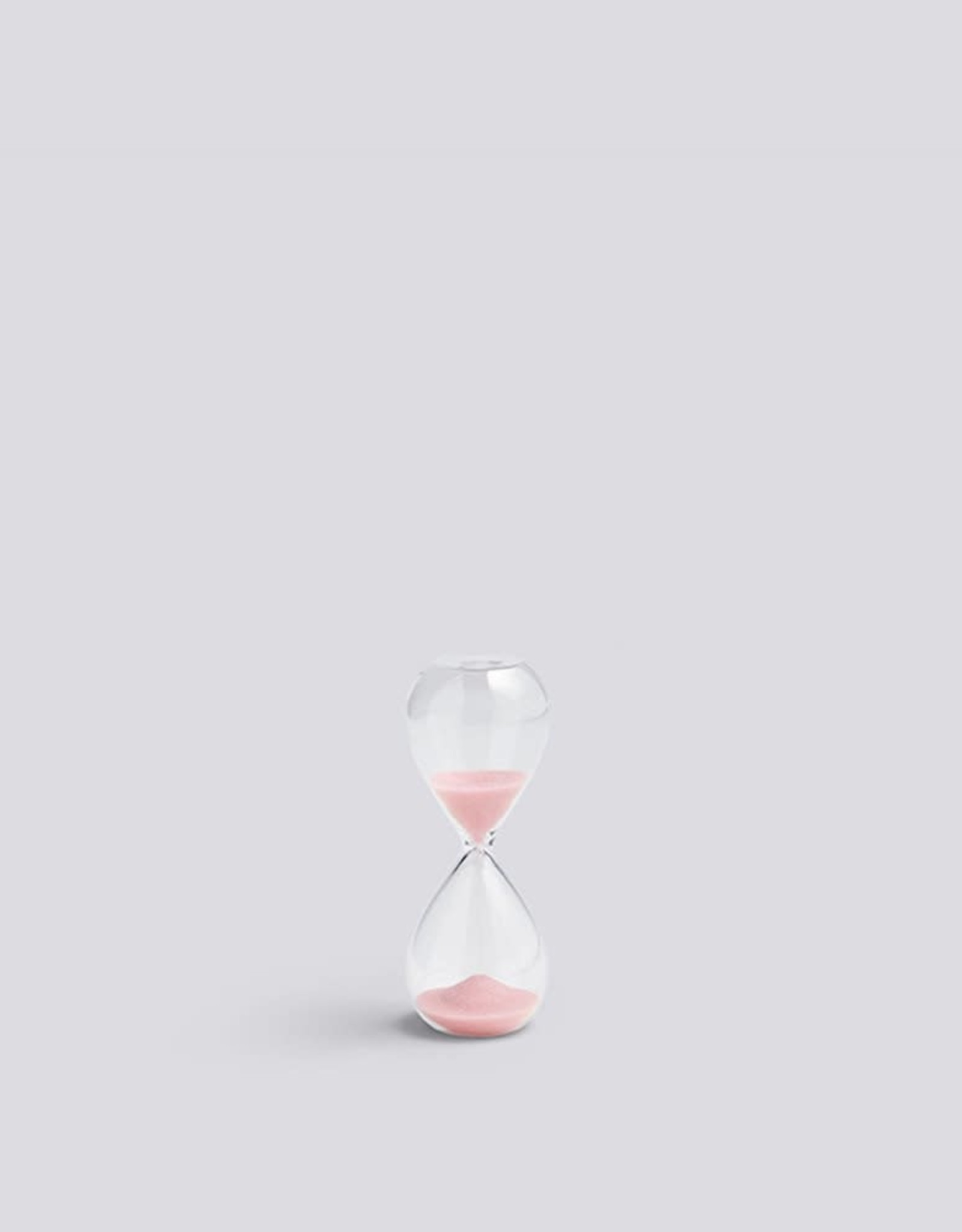 Hay Sablier Time 3 minutes S Light Pink