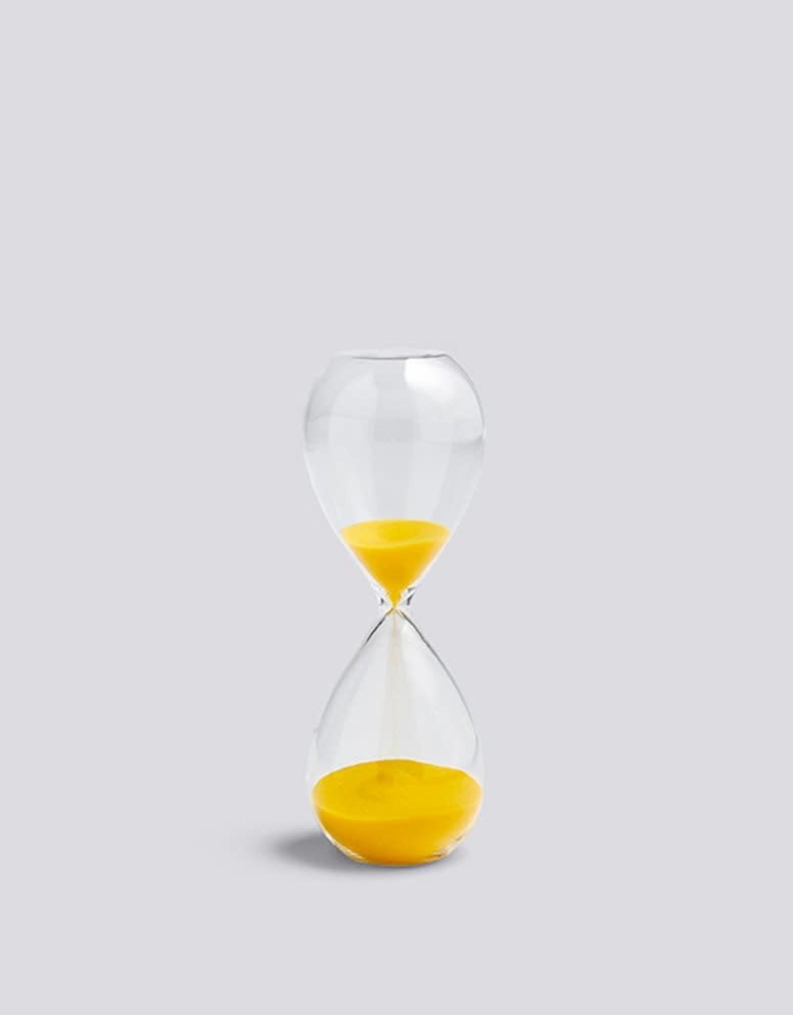 Hay Sablier Time 15 min M Lemon yellow