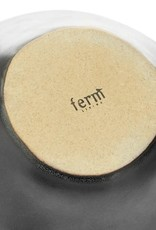 Ferm Living Assiette Flow Black Small 15 cm