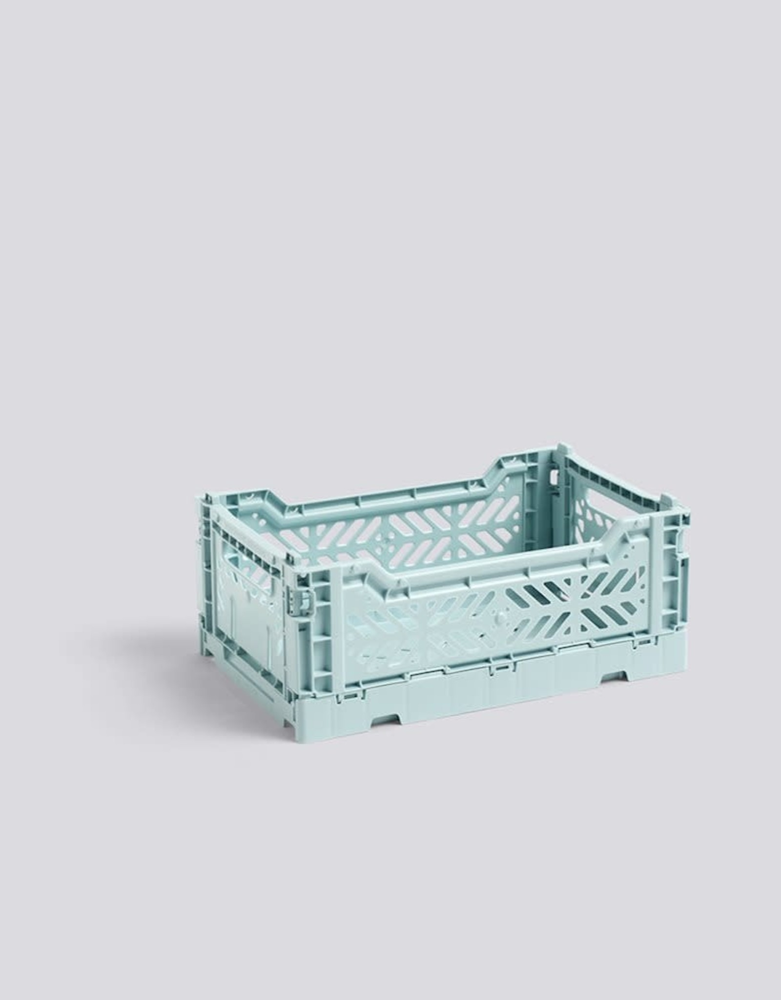 Hay Colour Crate S Arctic Blue