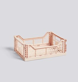 Hay Colour Crate M Soft Pink