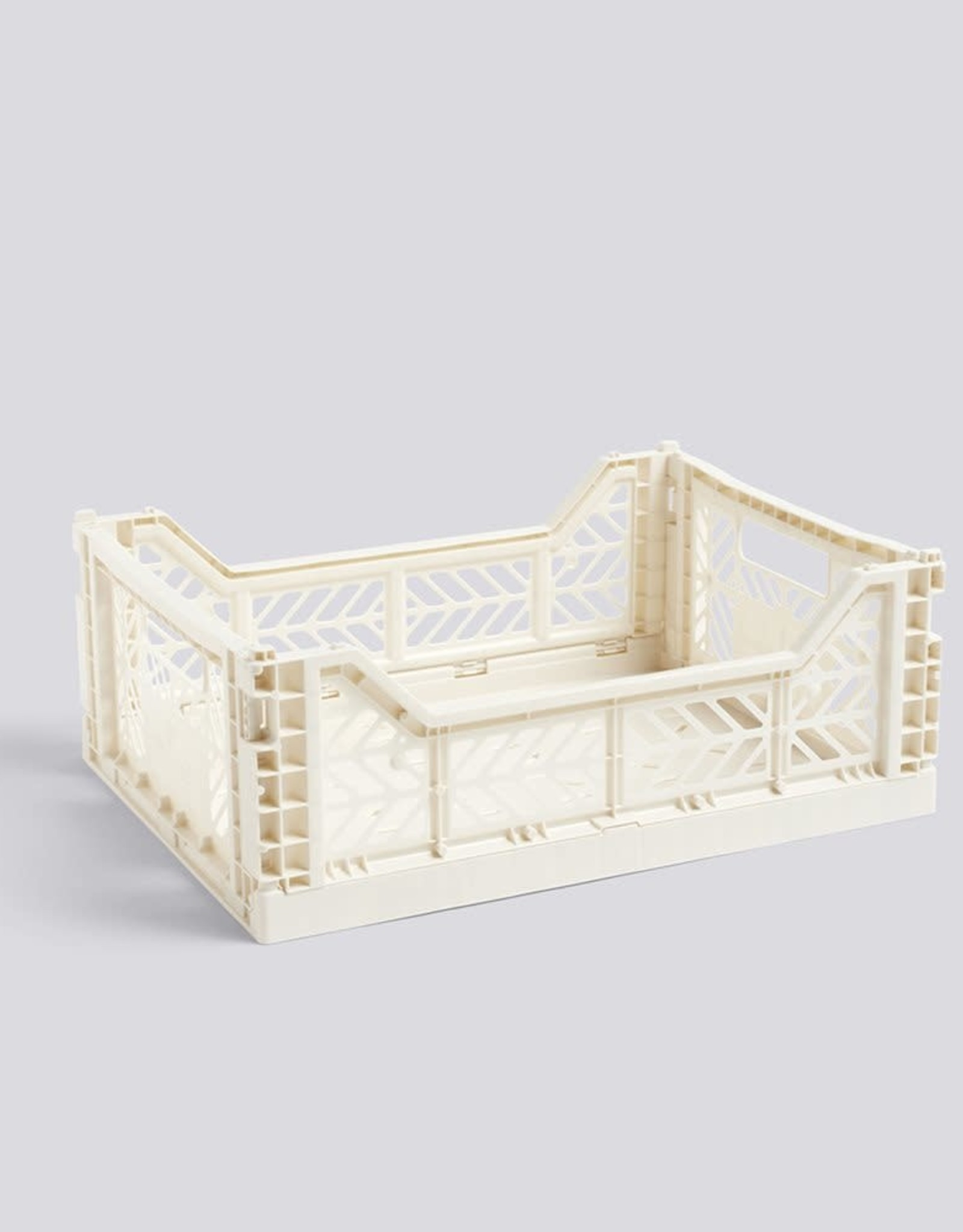 Hay Colour Crate M Off white