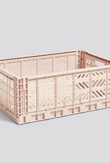 Hay Colour Crate L Soft Pink