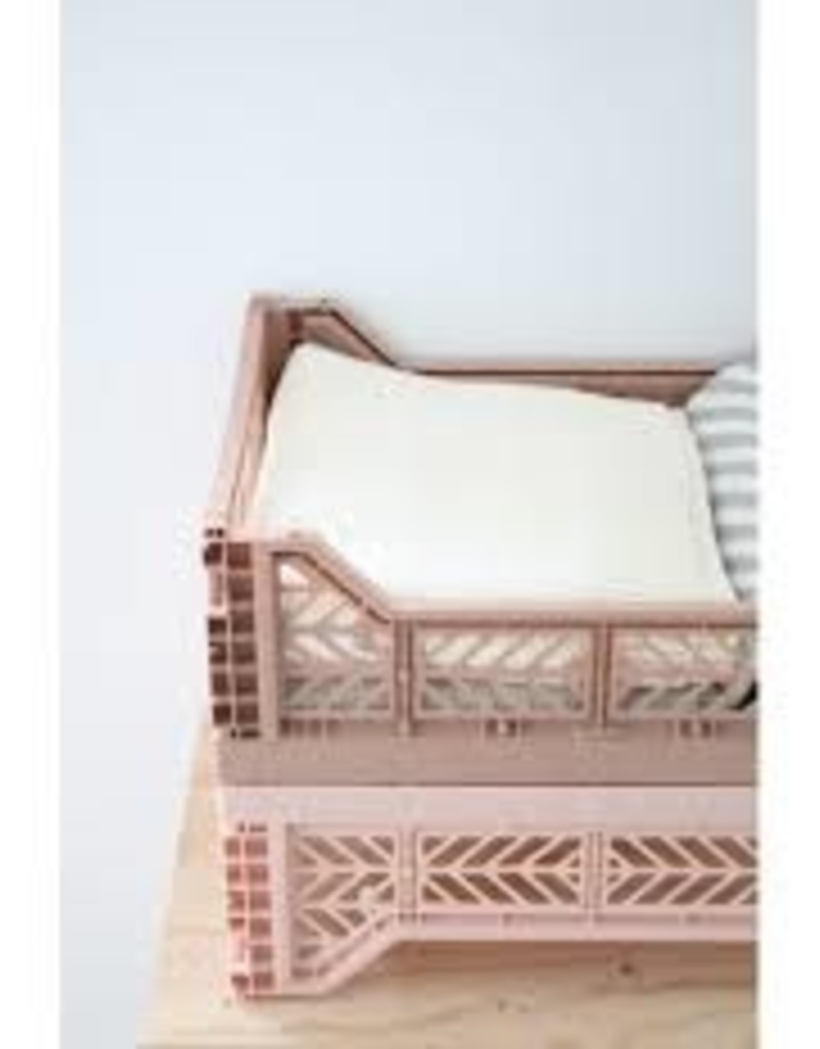Hay Colour Crate S Soft Pink